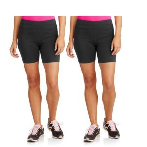 picture of Danskin Now Women's Dri-More Core Bike Shorts, 2-Pack Sale
