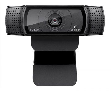 picture of Logitech HD Pro Webcam C920, Widescreen Video Calling and Recording, 1080p Sale