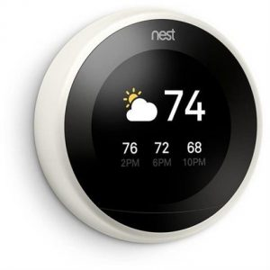picture of Nest Thermostat 3rd Generation Sale - Free Google Home Mini