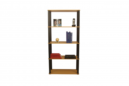 picture of Open 5-Shelf Standard Bookcase Sale