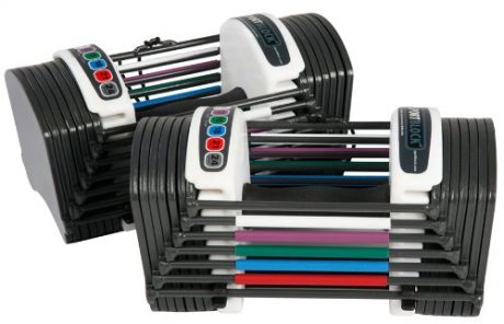 picture of PowerBlock Sport 24 Pound Dumbbell Set