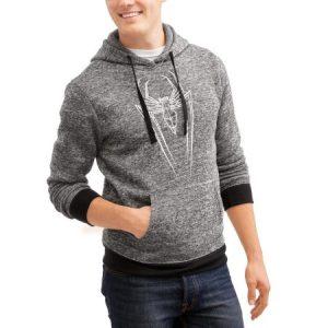 picture of Spider-Man Men's Sweater Fleece Jacket