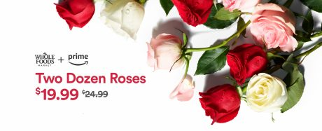 picture of Two Dozen Roses $19.99 at Whole Foods