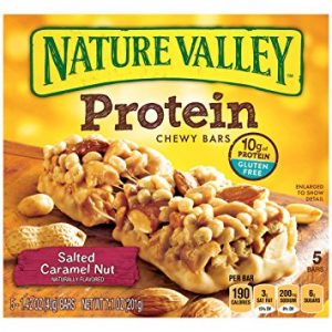 picture of Nature Valley Chewy Granola Bar 5 Pack Sale