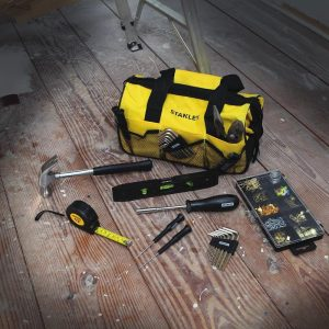 picture of Stanley Home Repair Mixed Tool Set, 38 Piece Sale