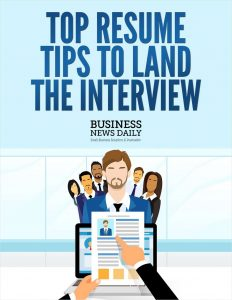 picture of Free eGuide: Top Resume Tips to Land the Interview