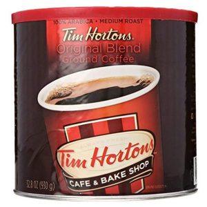 picture of Tim Hortons 100% Arabica Medium Roast Original Blend Ground Coffee, 32.8 Ounce Sale