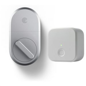 picture of August Smart Lock 3rd Generation Sale, Works with Amazon Alexa