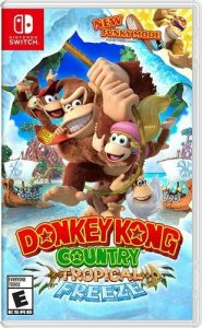 picture of Donkey Kong Country: Tropical Freeze - Nintendo Switch Pre-Order Sale