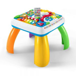 picture of Fisher-Price Laugh & Learn Around the Town Learning Table