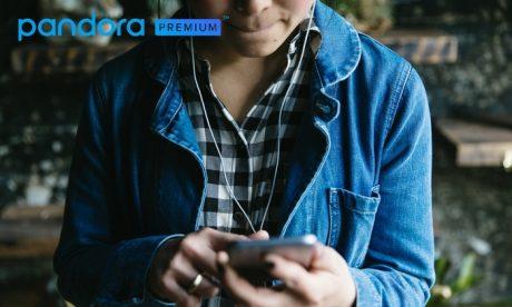 picture of Free Three Months of Pandora Premium - No Ads