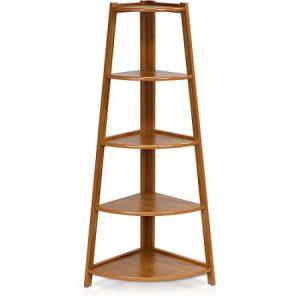 picture of Furinno Corner Ladder Shelf Sale