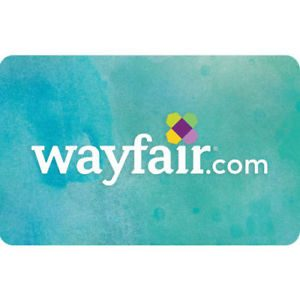 picture of Get a $50 Wayfair Gift Card for only $40 - Email Delivery