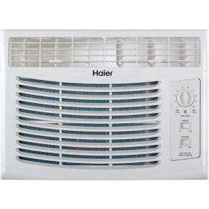 picture of Haier 5,000 BTU Window Air Conditioner, 115V Sale