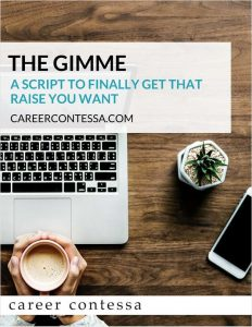 picture of The GIMME - A Script to Finally Get that Raise You Want