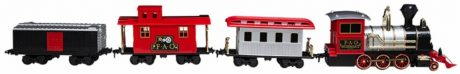 picture of FAO Schwarz - 34-Piece Motorized Train Set Sale