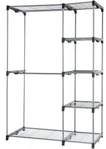 picture of AmazonBasics Double Rod Freestanding Closet Sale