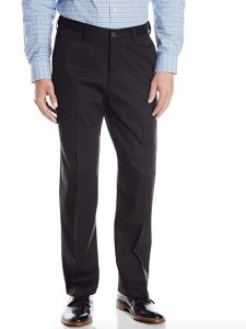 picture of Haggar Men's No Iron Classic Fit Dress Pants Sale