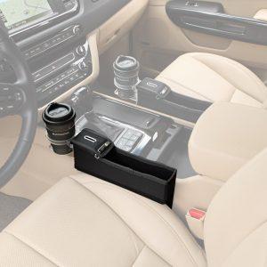 picture of KMMOTORS Coin Side Pocket, Console Side Pocket, Car Organizer Sale