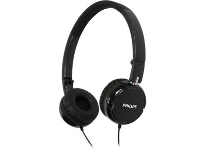 picture of PHILIPS FS3BK On Ear Foldable Headphones Sale