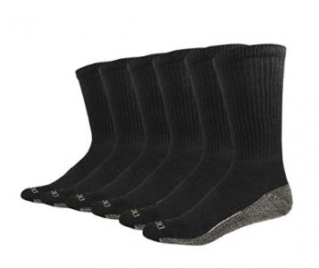 picture of Dickies Men's 18-Pack Dri-Tech Moisture Control Crew Socks