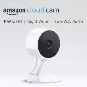 picture of Amazon Cloud Cam Security Camera, Works with Alexa Sale