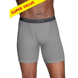 picture of Fruit of the Loom Men's Boxer Briefs 10pack