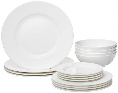 picture of Lenox 16-Piece Classic White Dinnerware Set Sale