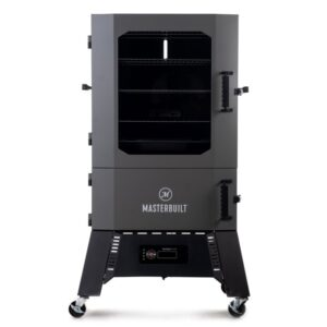 picture of Masterbuilt Electric Smoker with Window and Remote Sale