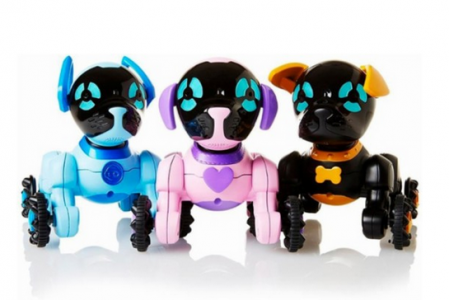 picture of WowWee Chippies Robot Dog Sale