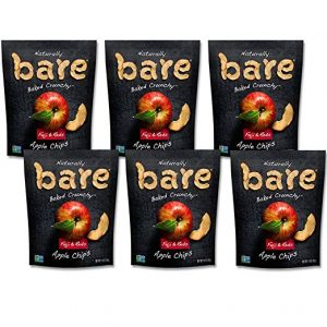 picture of Bare Natural Apple Chips, Fuji & Reds 6 Count Sale