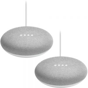 picture of Two Google Home Minis Sale