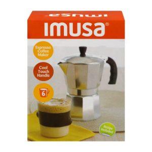 picture of Imusa Espresso Coffee Maker Sale