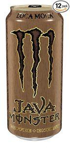 picture of Java Monster Loca Moca Drink 12-pk Sale