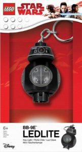 picture of LEGO - Star Wars: BB-9E LED Key Light Clearance