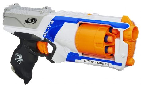 picture of Nerf Official N-Strike Elite Strongarm Blaster (Amazon Exclusive) Sale