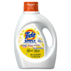 picture of Tide 100-fl oz Unscented HE Liquid Laundry Detergent Sale