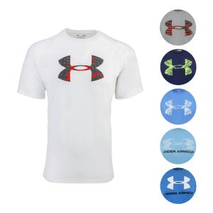 picture of Under Armour Men's Heatgear Big Logo T-Shirt Sale