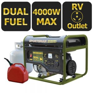 picture of Up to 20% off Select Generators and Outdoor Power Equipment