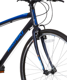 99a6345ec9d Nishiki Men's Manitoba Hybrid Bike Sale $199.99 - BuyVia