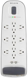 picture of Belkin 12-Outlet 4000 Joule Surge Protector Sale