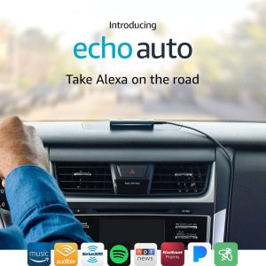 picture of Echo Auto - The first Echo for your car
