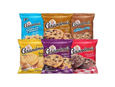 picture of Grandma's Cookies Variety Pack, 30 Count Sale