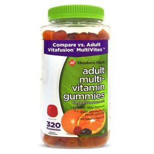 picture of Member's Mark Adult Multi-Vitamin Gummies (320 Ct)