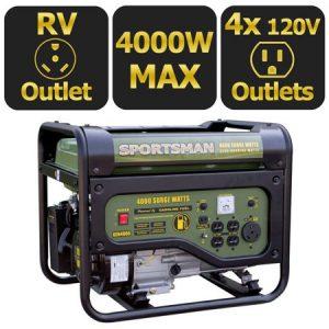 picture of Sportsman 4000 Watt Gas Generator Sale