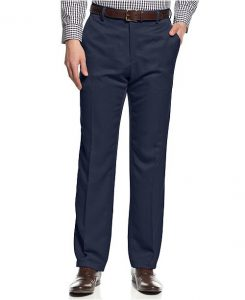 picture of Kenneth Cole Reaction Slim-Fit Urban Dress Pants