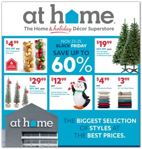 picture of At Home Black Friday 2018 Ad Scans