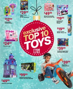 picture of BJ's Top 10 Toys