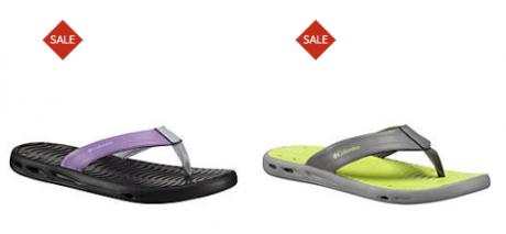 picture of Columbia Vent Crush Flip Flop Sandal Sale