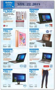 picture of Black Friday 2018: Costco Ad Scans